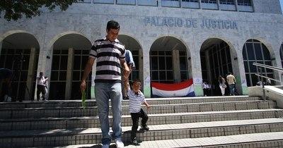 La Nación / Paro escalonado en el Poder Judicial desde el 23 de abril