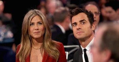 La Nación / Jennifer Aniston y Justin Theroux anuncian separación