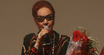La Nación / Murió Carmen Santana, viuda de Paraná