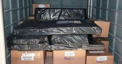 La Nación / TSJE envía maletines electorales al exterior