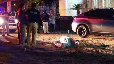Sicario mató a un piloto en un extraño homicidio