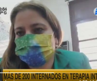 Doctora critica a autoridades que realizan fiestas masivas en plena pandemia
