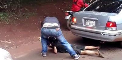 Fiscalía sigue buscando a hombre que agredió a niño en Ciudad del Este