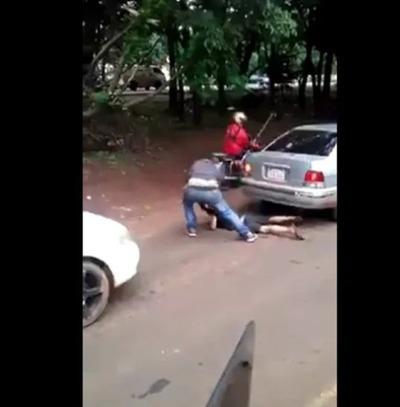 Abren proceso penal tras brutal golpiza a niño en Ciudad del Este