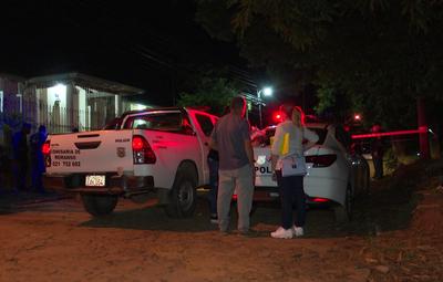 Hombre buscaba reconciliarse con su esposa y fue baleado frente a la casa de sus suegros