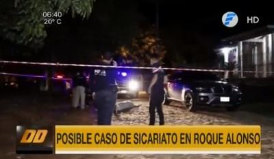 Asesinan a un hombre al estilo del sicariato en Mariano