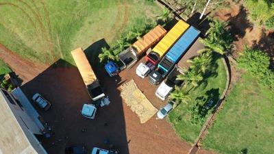 La Policía tiene su CENTRO de OPERACIONES ILEGALES en Alto Paraná