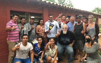Siguen masivas afiliaciones al partido Cruzada Nacional – Diario TNPRESS