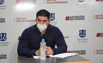 HOY / Nenecho confirma precandidatura y sondea a Cartes y Abdo
