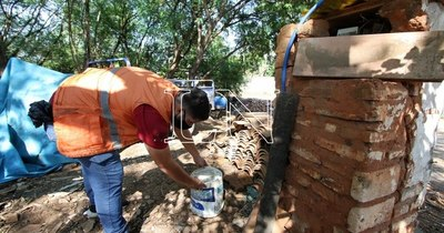La Nación / Dengue: recuerdan la importancia de eliminar criaderos después de cada lluvia