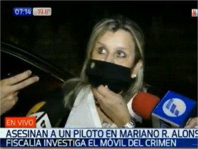 Sicarios asesinan a piloto en Mariano Roque Alonso