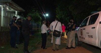 La Nación / Asesinan a un piloto frente a la vivienda de sus suegros en Roque Alonso