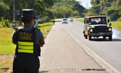 """Patrulla Caminera comenzó """"cacería"""" de conductores con documentaciones vencidas"""