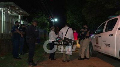 Asesinan a un piloto  en Roque Alonso