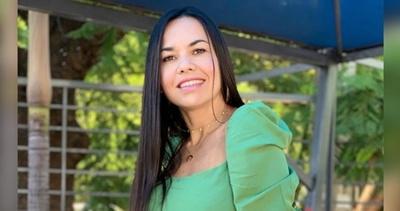 Mellisa Quiñónez recordó la hermosa experiencia de ser madre