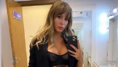 Patty Orué inició la semana conduciendo Teleshow