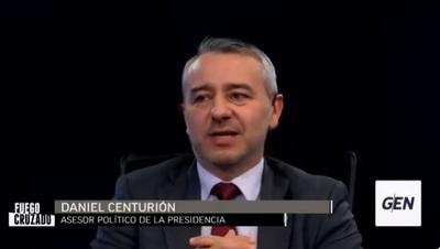 Fuego Cruzado: Centurión no pudo responder preguntas relativas a la protección del presidente a corruptos