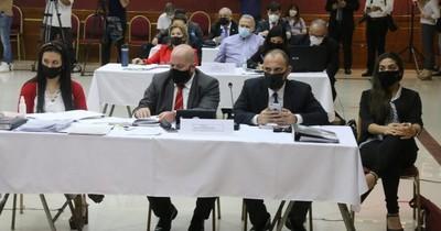 La Nación / Caso audios JEM: Ministerio Público apeló condena de OGD y demás sentenciados