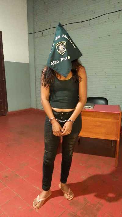 Detienen a una mujer por agredir y amenazar a su concubino