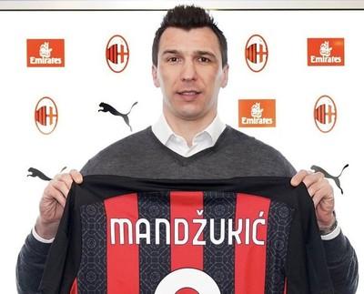 Mario Madzukic es nuevo jugador de Milán