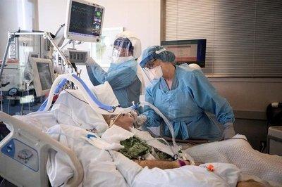 Silva: Ayer tuvimos el récord de pacientes internados en UTI