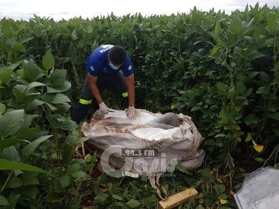 Encuentran dentro de una bolsa  cadáver  de agricultor que estaba desparecido