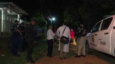 Asesinan a un hombre frente a la casa de sus suegros en MRA