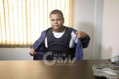 Caso Concejal Garrotero: Juez rechazo pedido de cambio de calificación