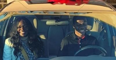 Una mujer regala un automóvil a un estudiante que caminaba 11 kilómetros al día para llegar a su trabajo