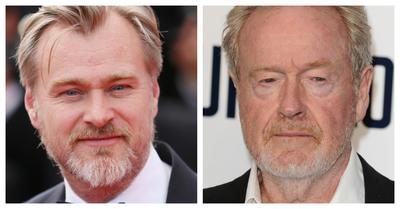 """La desesperada petición de Christopher Nolan y Ridley Scott para salvar los cines: """"Están al borde del abismo"""""""