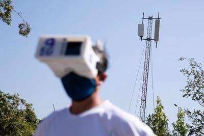 "Chile inaugura la primera ""zona 5G"" de prueba de Latinoamérica"