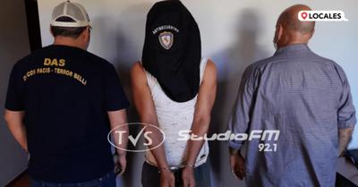 Detienen a presunto secuestrador en la Paz