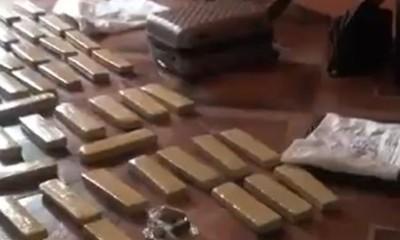 CDE: Incautación de droga y detención