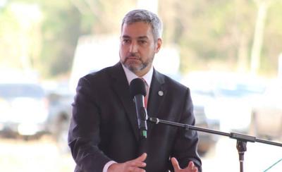 Mario Abdo estará en Coronel Oviedo este miércoles para inaugurar obras