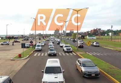 La señal de RCC llega hasta la ciudad capital del verano paraguayo Encarnación