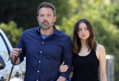 Los actores Ben Affleck y Ana de Armas terminan su romance