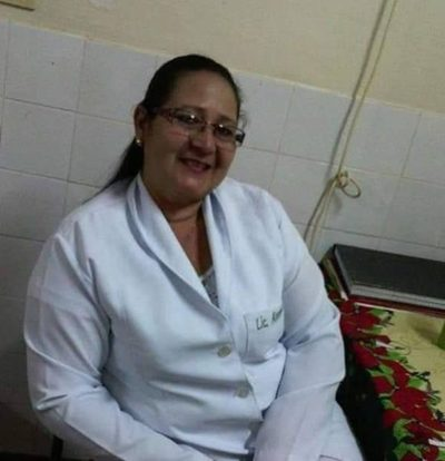 Muere enfermera de Santa Rosa del Monday por Covid
