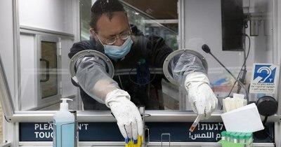 La Nación / Efectividad de la vacuna Pfizer se pone a prueba en Israel