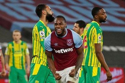El West Ham de Balbuena enlaza su tercer triunfo seguido en la Premier
