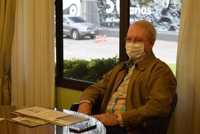 Empresarios pidieron explicaciones a Villamayor sobre el caso PDVSA