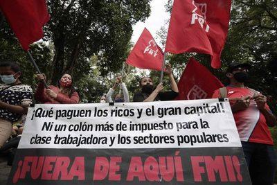 El FMI analiza con diputados el eventual acuerdo financiero con Costa Rica