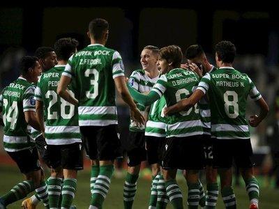 Sporting vence al Porto y jugará la final