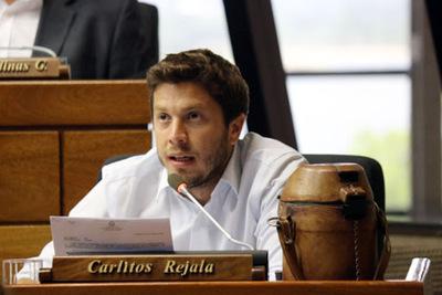 Rejala aseguró que Villamayor, Mazzoleni y Wiens serían los primeros destituidos si él fuera presidente