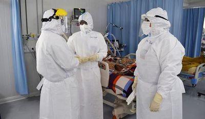 Salud notifica hoy 771 nuevos contagios y 17 muertos por covid-19