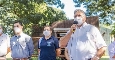 Presentan el Proyecto Médico Arquitectónico del Hospital de Caaguazú