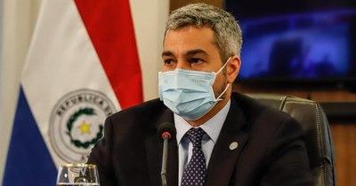 La Nación / El presidente de la República dio negativo a la prueba del COVID-19