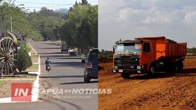 CARGADO CALENDARIO DE OBRAS ESTE 2021 EN EL DISTRITO DE FRAM