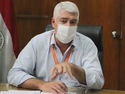 Ministro Wiens desconoce qué hacía cuñado de Marito en reuniones