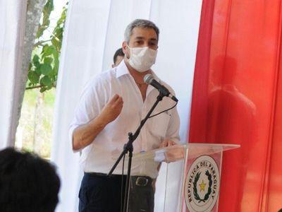 Mario Abdo vuelve a dar negativo a pruebas de Covid-19