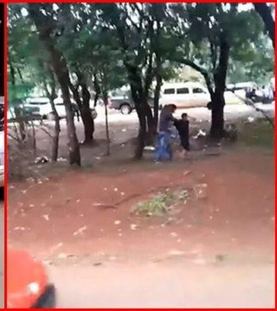 Brutal agresión a niño en CDE: La ciudadanía no debe ser tolerante con este tipo de agresiones, señala Viceministro